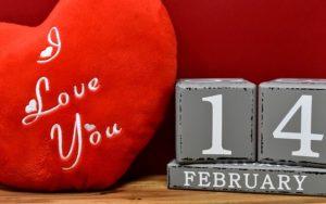 Valentinstag Gesundheit